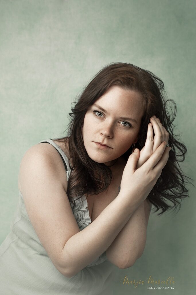 ritratto fotografico donna